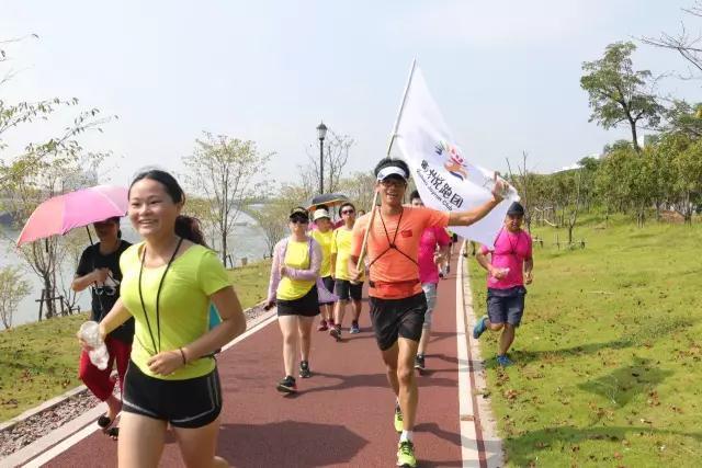 快乐毅行(衢州站):一场与信安湖的美丽邂逅