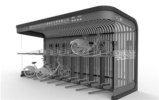 杭州计划在建立体停车库 同样面积可停放3倍车辆