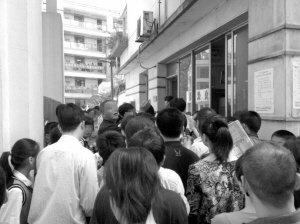 杭州民办初中昨天开始报名 非优等生学生多被拒