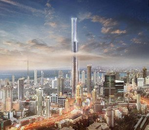 世界上最高住宅大楼