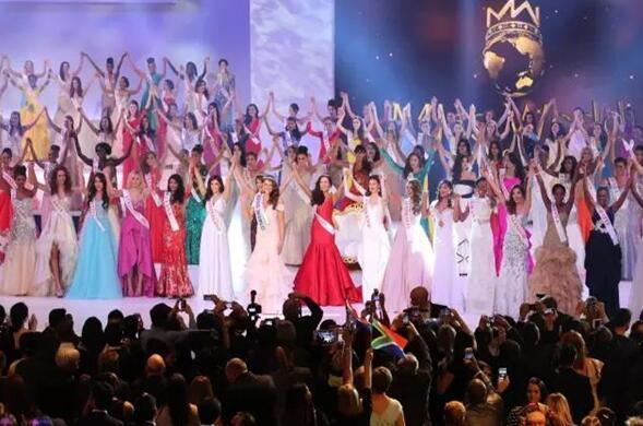 一大波美女来袭:世界小姐浙江赛区总决赛在杭启动