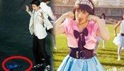 Wechat娱乐圈:粉丝花百万买偶像专辑 女歌迷演唱会奔放丢内衣
