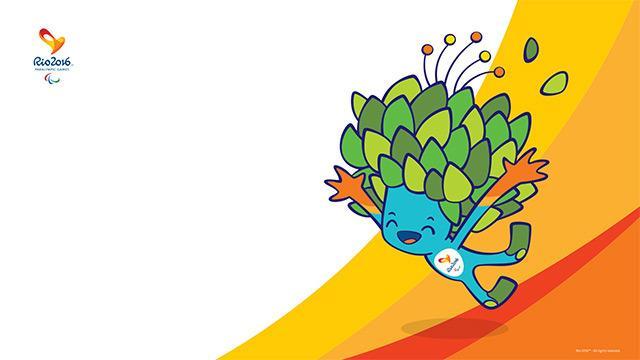 2016年巴西里约热内卢奥运官方吉祥物图片