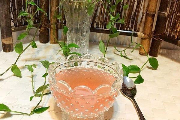 抗雾霾的白萝卜山楂饮 好喝做法又简单