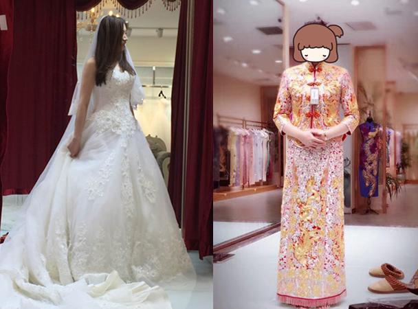 价格便宜画风还美腻 婚纱团准新娘买家秀惊艳众人