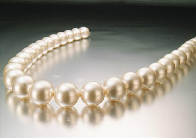 珍珠项链如何保养 准新娘须知4大注意事项