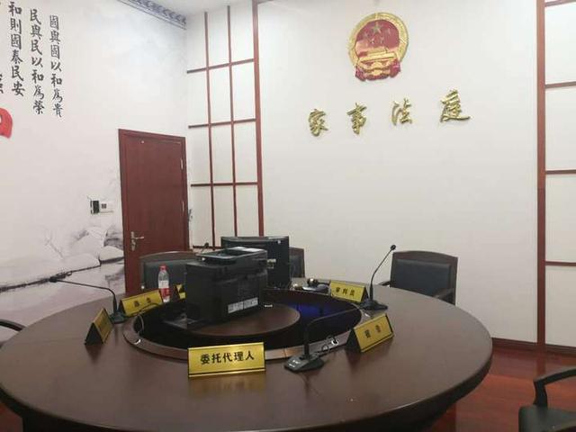 越城区人民法院:诉讼服务中心为群众提供一站式服务