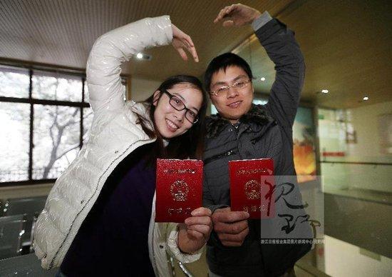 """杭州离婚数量连续7年递增 80后夫妻成""""重灾区"""""""