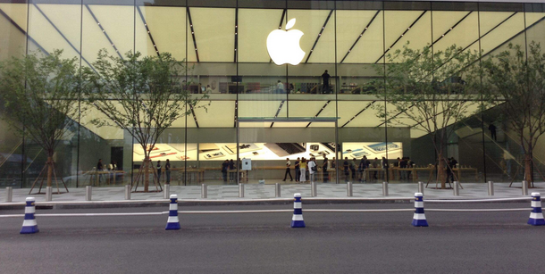 智能手机市场 八成利润被苹果一口咬走