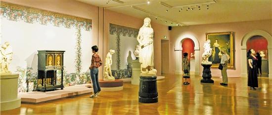 """把""""卢浮宫""""搬到杭州——法籍华裔吴静的艺术人生"""