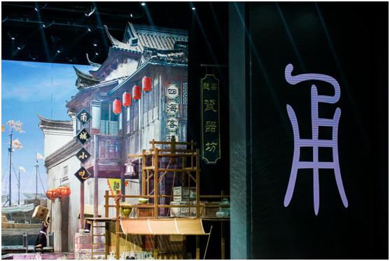 《甬秀·港通天下》演员专访 坚毅之心托起4亿大秀