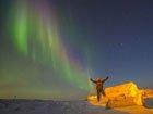 美摄影师阿拉斯加捕捉绚丽极光