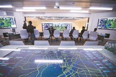 城市大脑再添人工智能眼 未来杭城将实现无人巡逻
