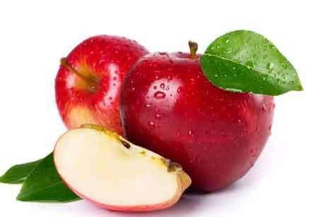 苹果黄瓜 七大负热量食品助减肥