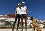 厉害了!90后情侣带着一只狗从杭州跑步到西藏