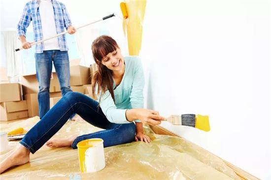 为什么墙面经常开裂掉皮?这些流程你都做到了吗?