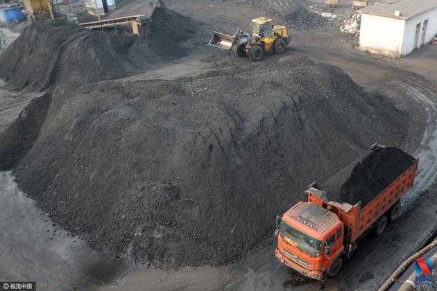 """多省出台限煤减煤政策 9月煤炭市场""""淡季不淡"""""""