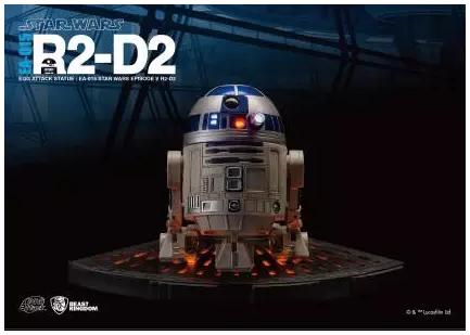 召唤星战迷!帝国第一军团空降天街 R2-D2&BB-8全国首展