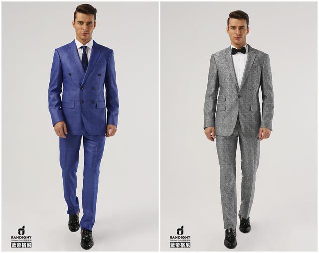 婚博会返场购 2080元量身定制高级西装6件套