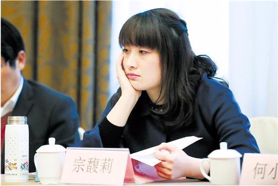 收购中国糖果失败 宗馥莉:深感遗憾
