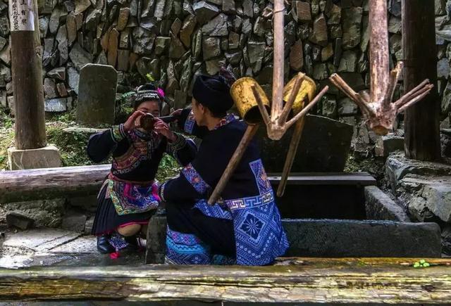 今生最美的遇见:芋头古侗寨