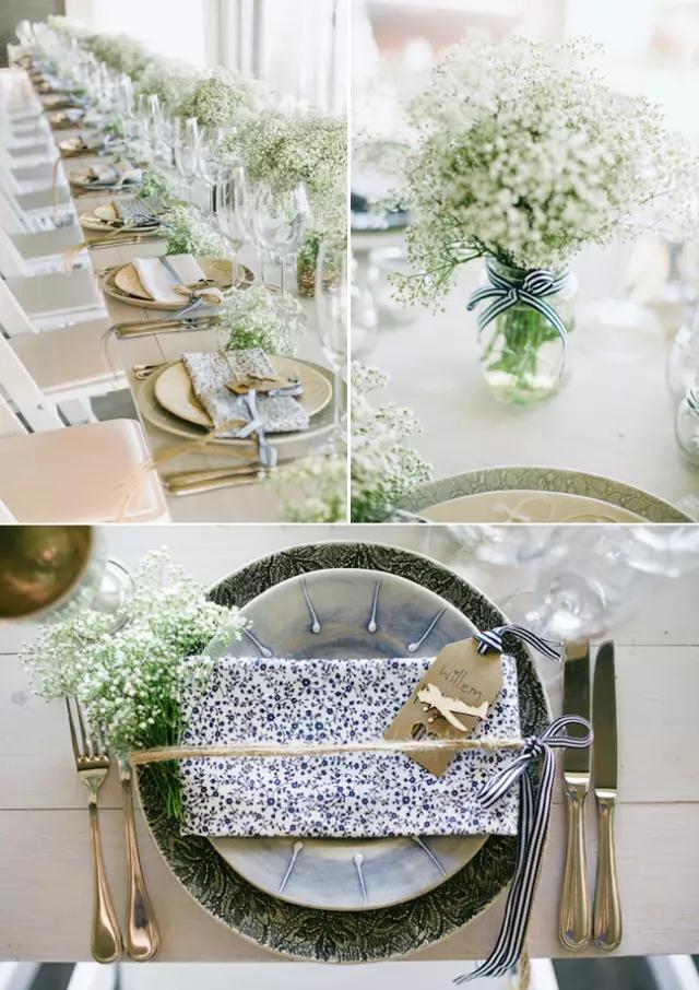 婚礼上用的花 真的有那么贵吗