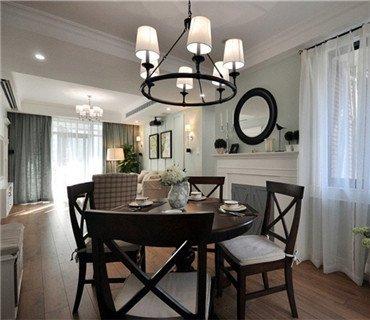 五口之家典型空间设计