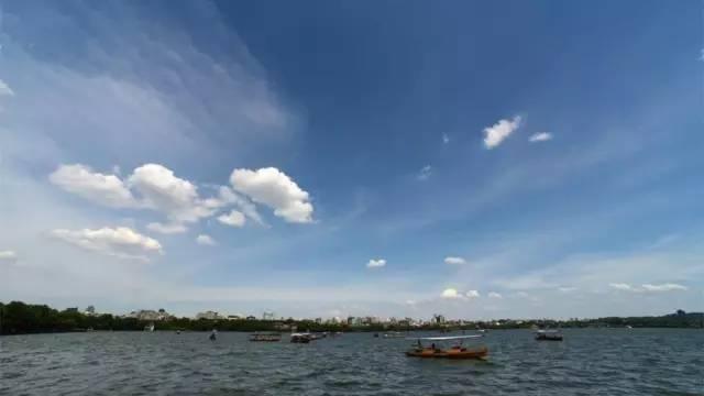 明天下午杭州要人工增雨 主城区、萧山除外