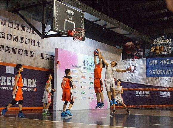 衢州U12A逆转取胜收获季军奖杯