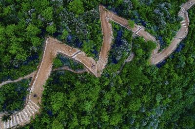 环千岛湖绿道建成 淳安全域景区多维度发展开新局