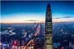 深圳河岸的田园和都市