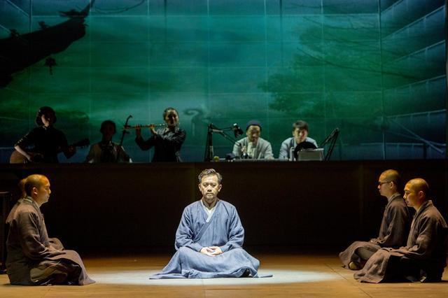 《聆听弘一》:一场纪念李叔同的民国Live来杭