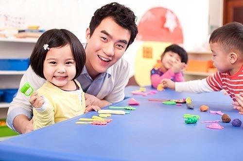国外是如何对孩子进行早教的?