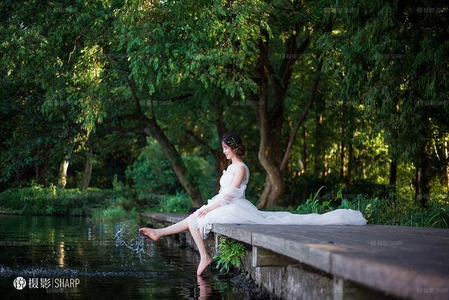 相濡以沫的爱情 便是等到风景看透我陪你看细水长流