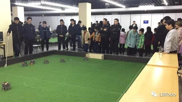 """2017""""南江乐博杯""""全国机器人足球邀请赛圆满落幕"""