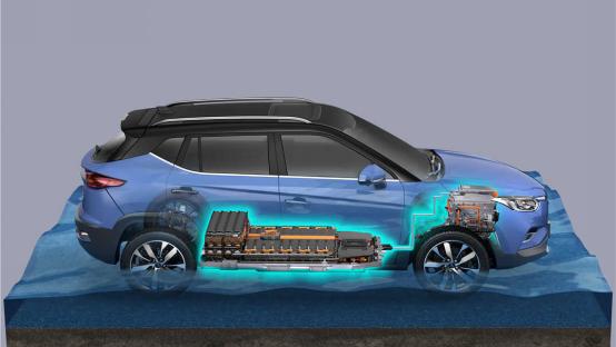 快3豹子,今年过年早,买车要趁早,4款纯电SUV推荐