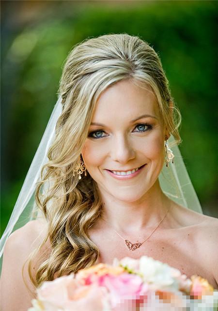 准新娘婚礼珠宝搭配小心机