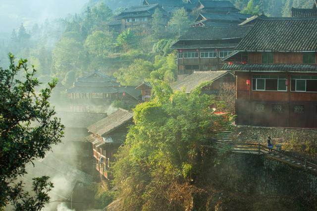 不要以为湖南只有张家界和凤凰 还有它