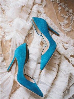 婚鞋上脚怎样才能舒适不痛