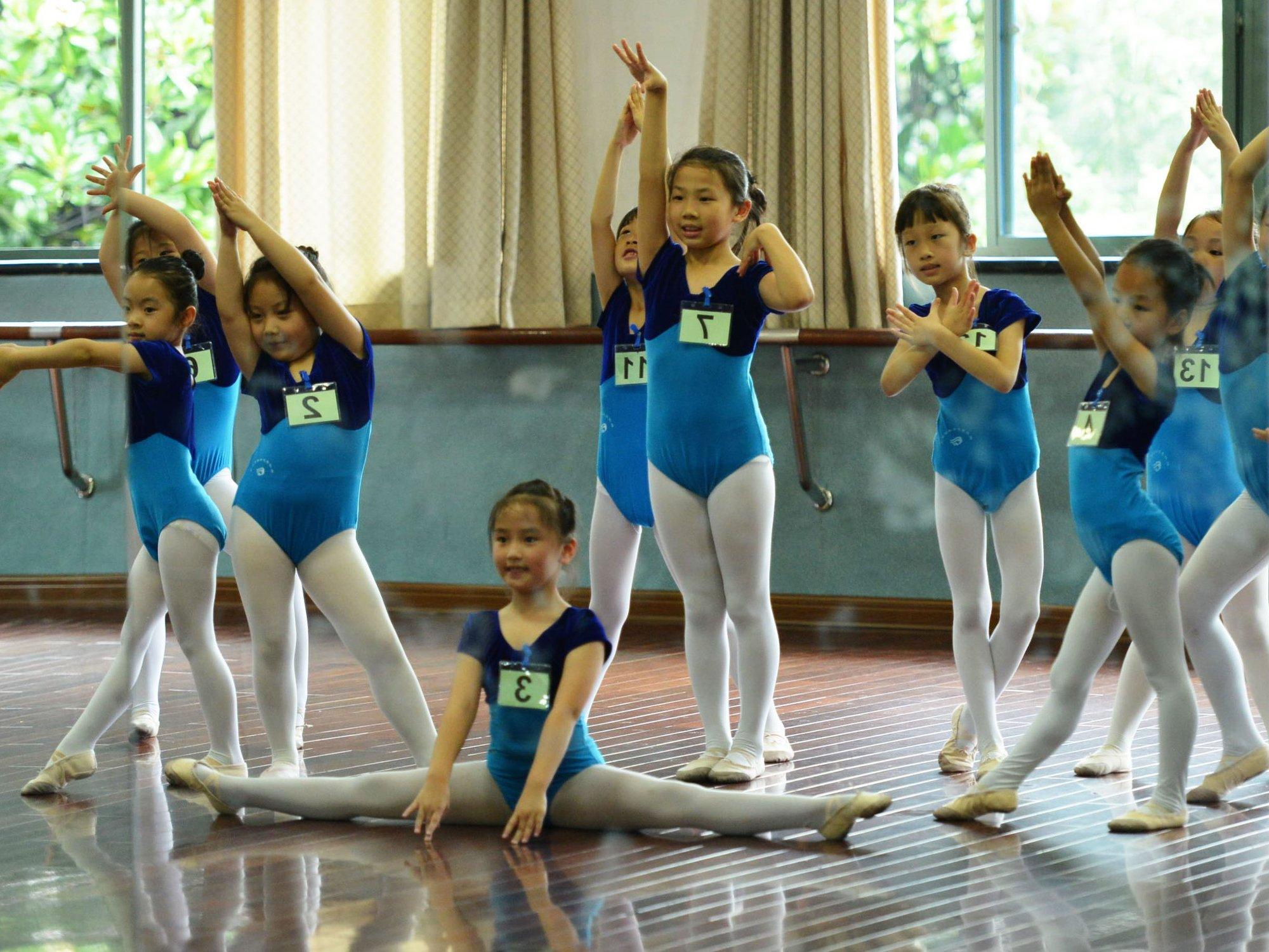 舞蹈_7月13日,全国舞蹈等级考试浙江考区在杭州开考.