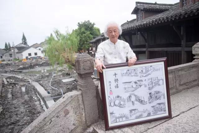 这幅比《清明上河图》还长的画卷里 有着最地道的江南