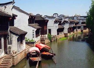 杭州出发100分钟美景圈 好吃好看都有