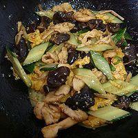 在家也能做的醋溜木须鸡片 开胃又下饭