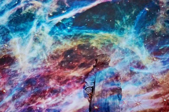 """来自NASA的超酷特展首次来杭 还不一起""""上天去""""?"""