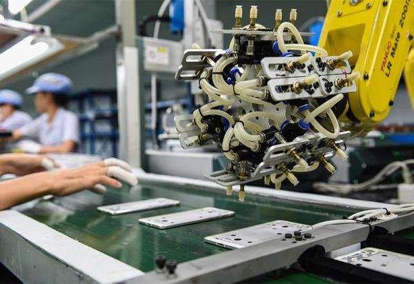 7500万份工作将消失 机器换人,人去哪里?