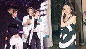 Wechat娱乐圈:EXO颁奖礼对刘德华不敬 盘点女星秒杀情敌的诡计