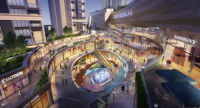 杭州东北城区2年内将形成新的人潮聚集地