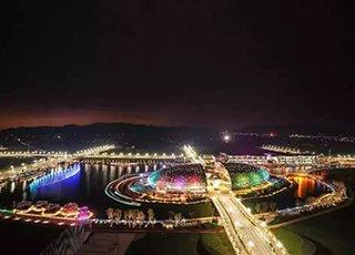 地理信息小镇:申博亚洲官网登入,向着美好奔跑