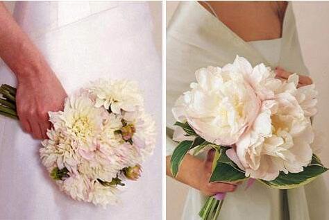 最新创意冬季手捧花 冬季热烈的手捧花设计