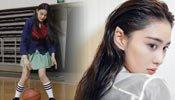 Wechat娱乐圈:张馨予扮《灌篮高手》 女星为抢角色自骂风骚